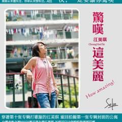 惊叹这美丽/ Kinh Ngạc Vẻ Đẹp Này (CD1) - Giang Mỹ Kỳ