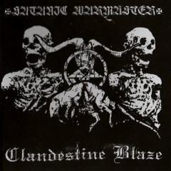 Satanic Warmaster & Clandestine Blaze (Split) - Satanic Warmaster