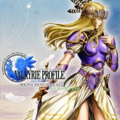 Valkyrie Profile 2 -Silmeria- Original Soundtrack Vol.2 Silmeria Side CD2