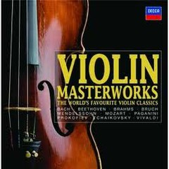 Violin Master Works CD28. Paganini: 24 Caprices For Solo Violin No.2 - Various Artists