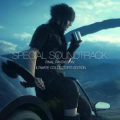 Final Fantasy XV: Ultimate Collectors Edition Special Soundtrack CD3