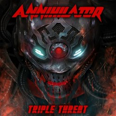 Triple Threat (CD2) - Annihilator