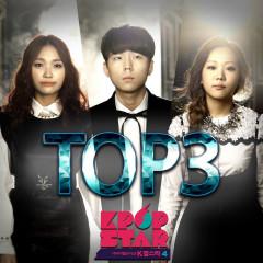 Kpop Star Season 4 TOP 3