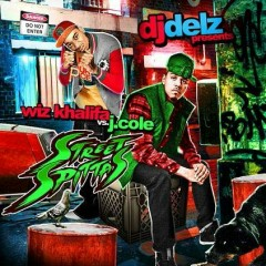 Street Spittas (CD1) - Wiz Khalifa,J. Cole