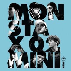 Rush (2nd Mini Album) - Monsta X