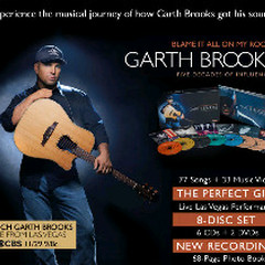 Blame It All On My Roots: Five Decades Of Influences (CD3) - Garth Brooks