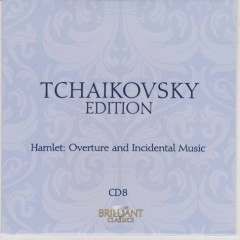 Tchaikovsky Edition CD 8