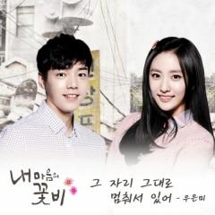 My Mind's Flower Rain OST Part.1  - Woo Eun Mi