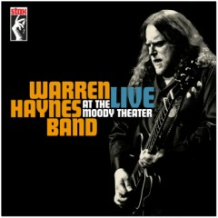Live At The Moody Theater (CD1) - Warren Haynes