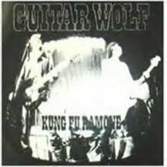 KUNG FU RAMONE CD2 - Guitar Wolf