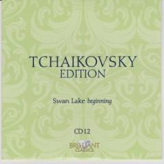 Tchaikovsky Edition CD 12 (No. 1)