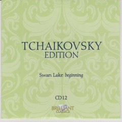 Tchaikovsky Edition CD 12 (No. 2)