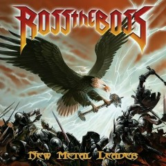 New Metal Leader - Manowar