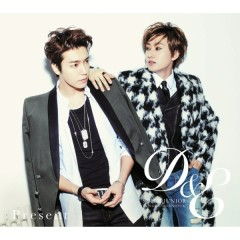Present (Japanese) - D&E (Super Junior)