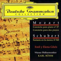 Concerto Para Piano No. 27 Asia Em Fa Menor De Schubert