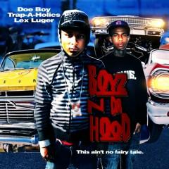 Boyz N Da Hood (CD2) - Lex Luger,Doe Boy