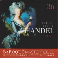 Baroque Masterpieces CD 36 - Handel Julio Cesare, Tamerlano CD 2 (No. 2)