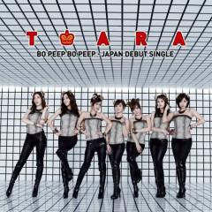 Bo Peep Bo Peep (Japanese) - T-ARA