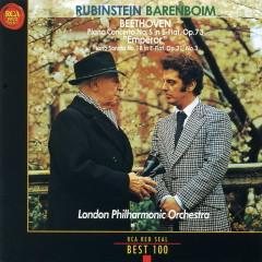 Beethoven Piano Concerto No 5 'Emperor' - Arthur Rubinstein,Daniel Barenboim