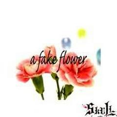 A Fake Flower - Skull