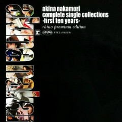 Complete Single Collections -First Ten Years- (CD3) - Akina Nakamori