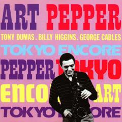 Tokyo Encore - Art Pepper