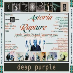 Astoria Rapture (London UK) (CD1)