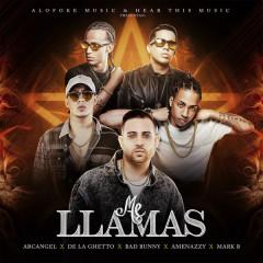 Me Llamas (Single)