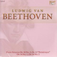 Complete Works CD 047 Piano Sonatas Op.10 No.3, Op.13  Pathetique , Op.14 No.1, Op.14 No.2