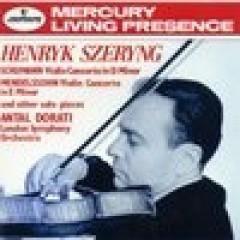 The Collector's Edition CD 47 Szeryng Mendelssohn: Violin Concerto