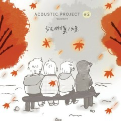 Acoustic Project #2 Sunset