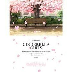 THE IDOLM@STER CINDERELLA GIRLS ANIMATION PROJECT ORIGINAL SOUNDTRACK Bluray Disc Audio CD3 - CINDERELLA PROJECT