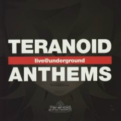 teranoid anthems -live@underground- - HOBiRECORDS