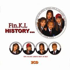 Fin.K.L History (CD2) - Fin.K.L