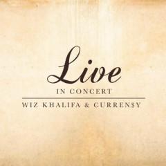 Live In Concert - EP - Wiz Khalifa,Curren$y