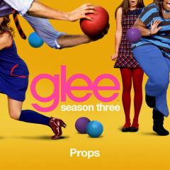 Glee Season 3 EP 20 Singles: Props