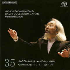 Bach - Cantatas Vol 35 CD1
