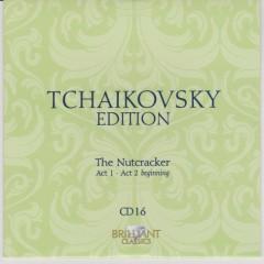 Tchaikovsky Edition CD 16 (No. 1)
