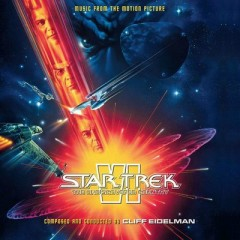 Star Trek VI: The Undiscovered Country OST (CD1)(Pt.2)