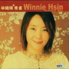 滚石香港黄金十年-辛晓琪精选/ Greatest Hits Of Winnie Hsin (CD1) - Thân Hiểu Kỳ