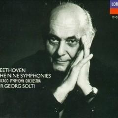 Beethoven: The Nine Symphonies CD5