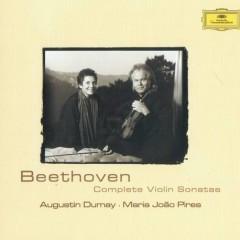 Beethoven Complete Violin Sonatas CD1