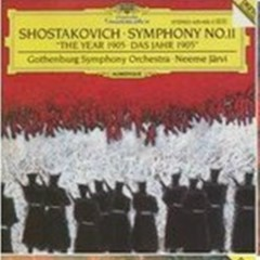 Shostakovitch:The Symphonies CD9 - Neeme Jarvi,Scottish Chamber Orchestra,Gothenburg Symphony Orchestra
