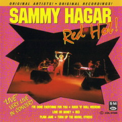 Red Hot ! - Sammy Hagar