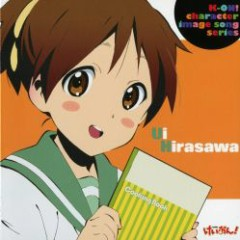 K-ON! character image song series Hirasawa Ui - Yonezawa Madoka