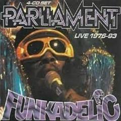 Funkadelic Live - Funkadelic