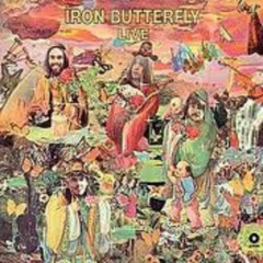 Live  - Iron Butterfly