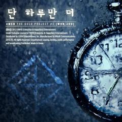 4MEN The Solo Project #2 - Woo Joo