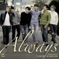Always (Mini Album) - U-Kiss