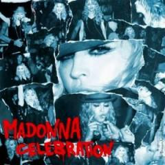 Celebration (UK 5'' CDS2 - EU) - Madonna